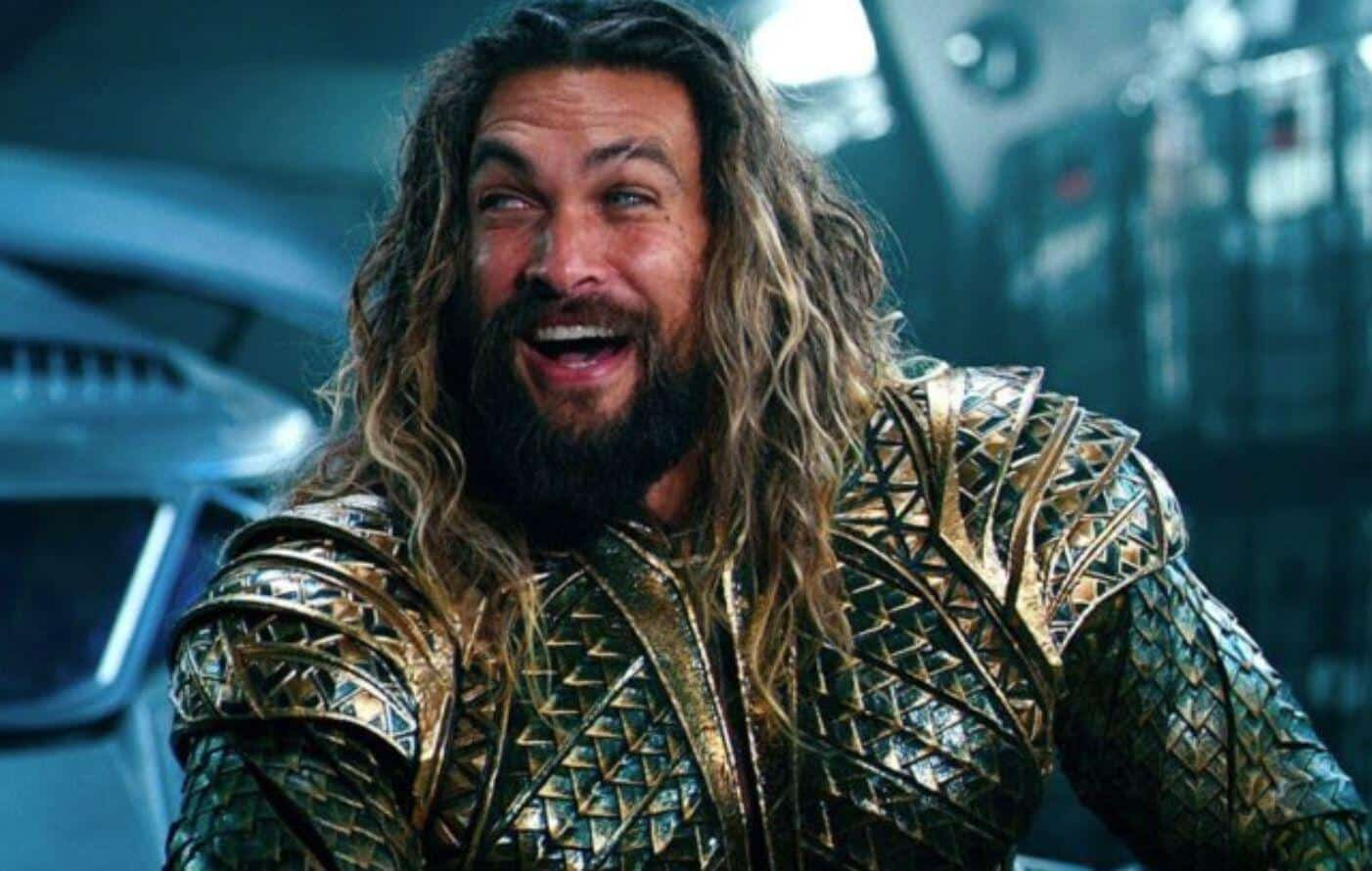 Justice League Snyder Cut Jason Momoa