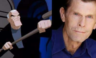 Kevin Conroy Bruce Wayne Crisis On Infinite Earths