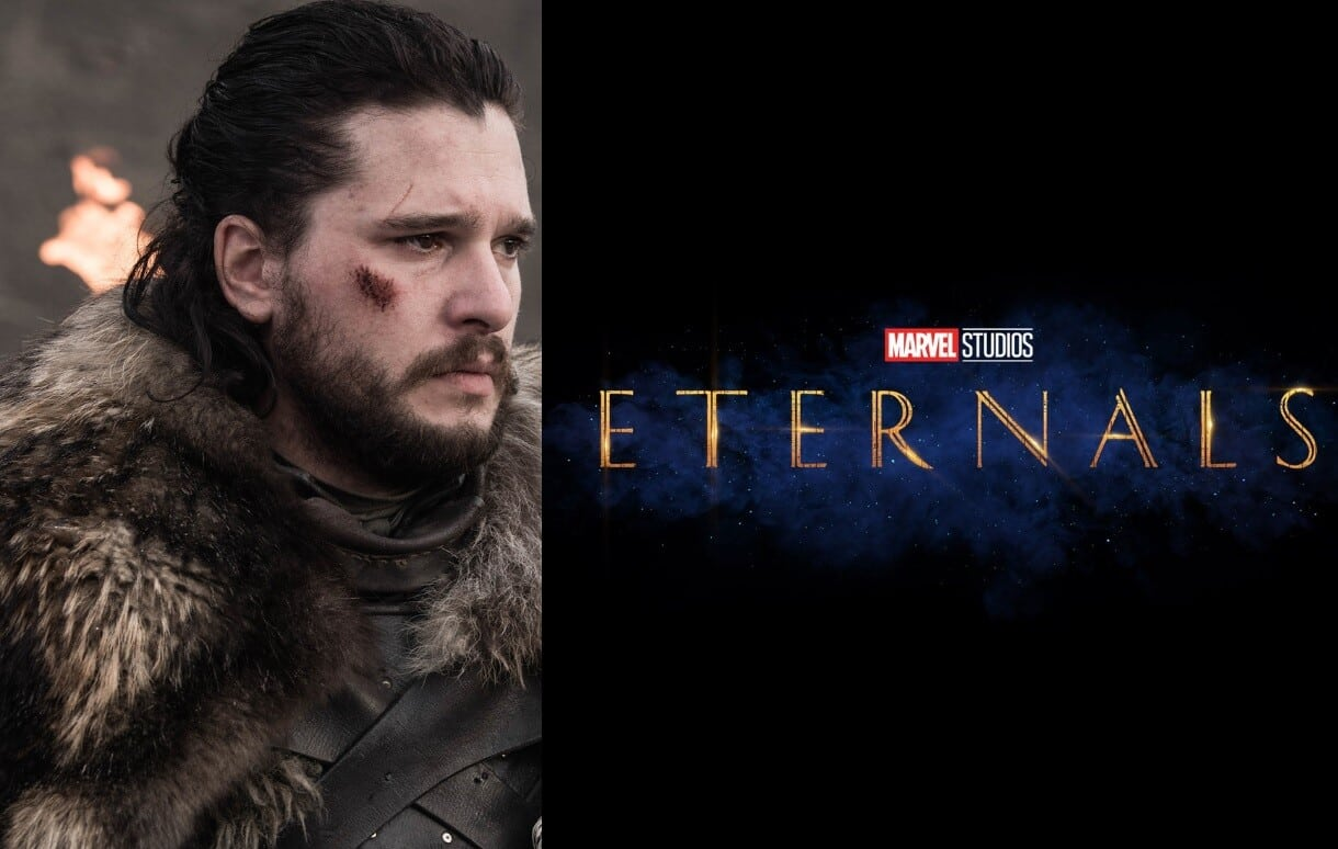 Kit Harington Eternals