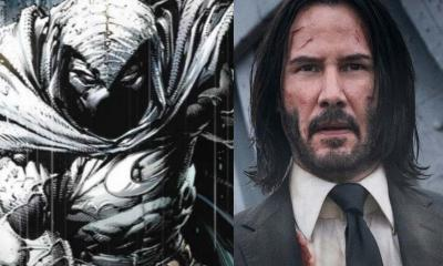 Moon Knight Keanu Reeves