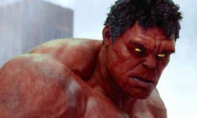 Red Hulk Avengers: Endgame