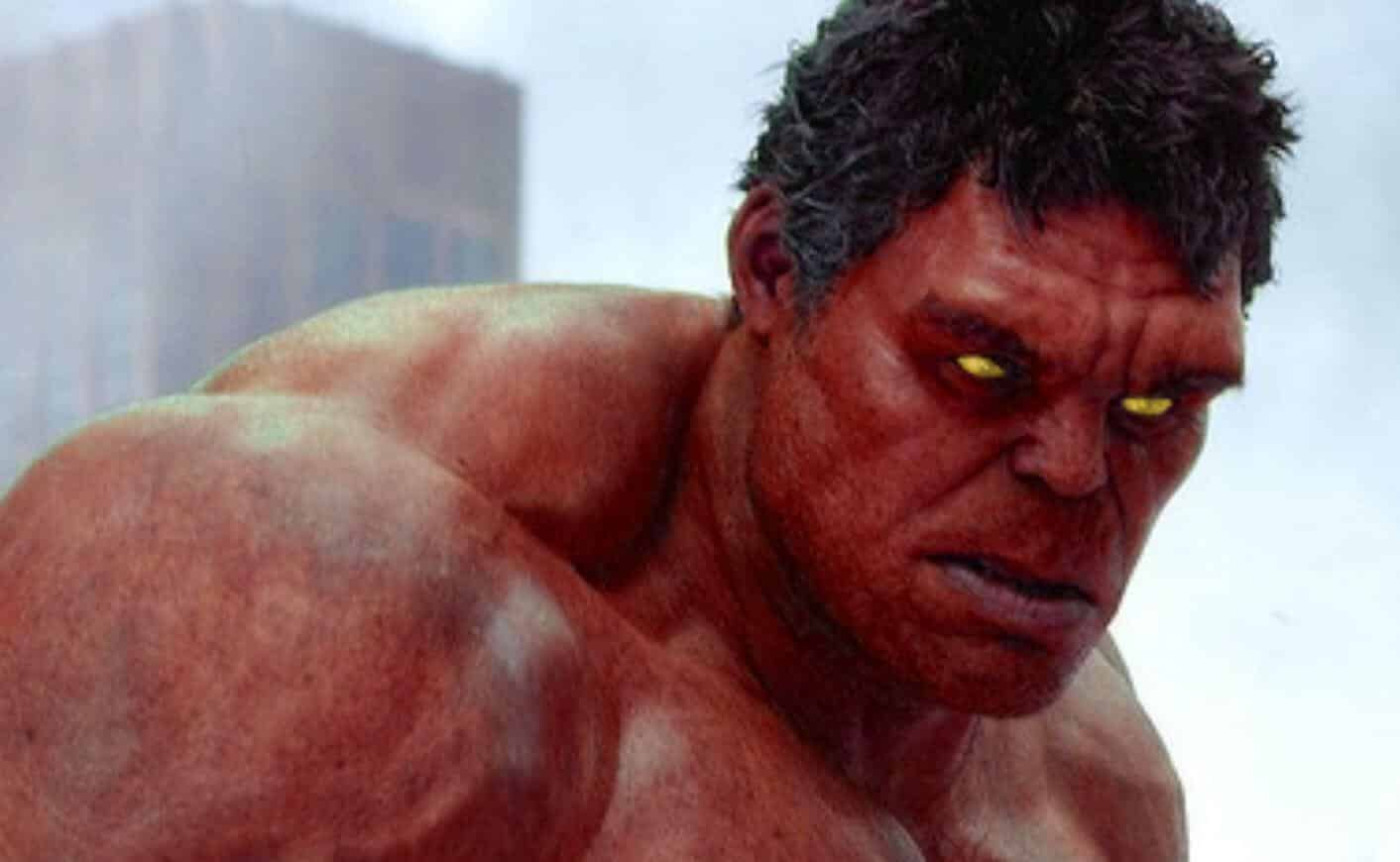 Red Hulk Almost Showed Up In 'Avengers: Endgame'