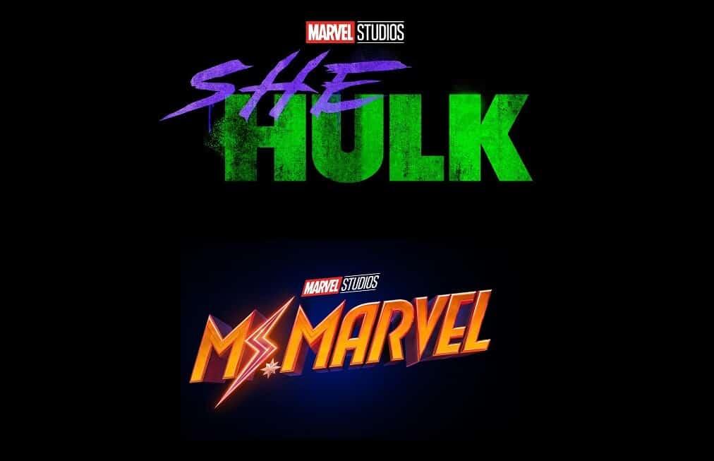She-Hulk Ms. Marvel d23 expo
