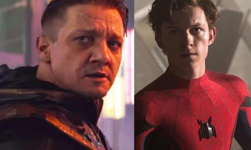 Spider-Man Jeremy Renner Sony