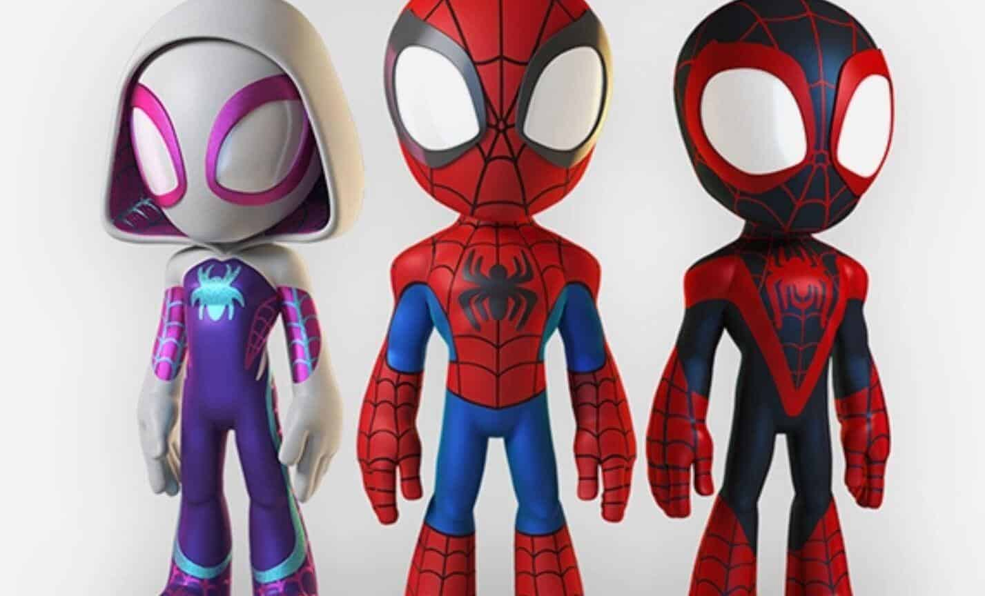 Spidey and His Amazing Friends Spider-Man