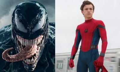 Venom Tom Holland