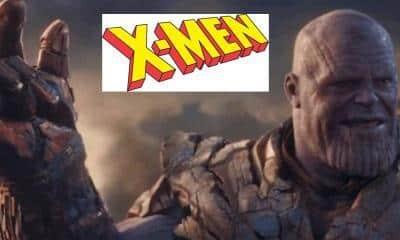 X-Men Thanos MCU