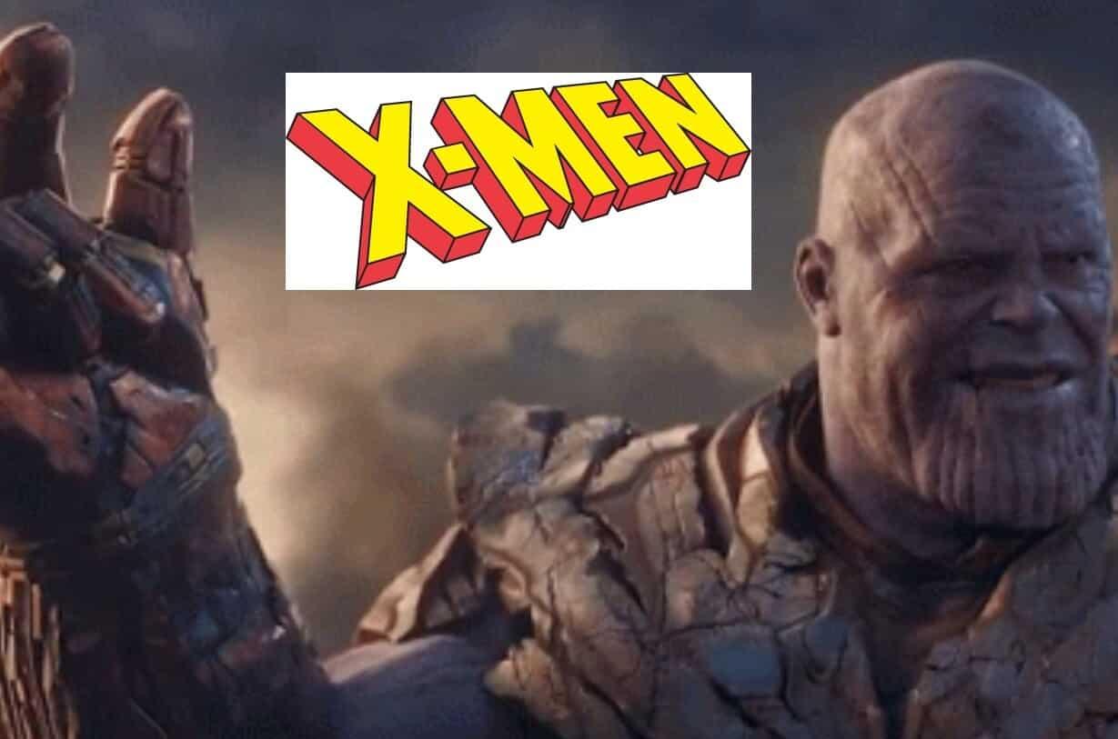 X-Men Thanos MCU