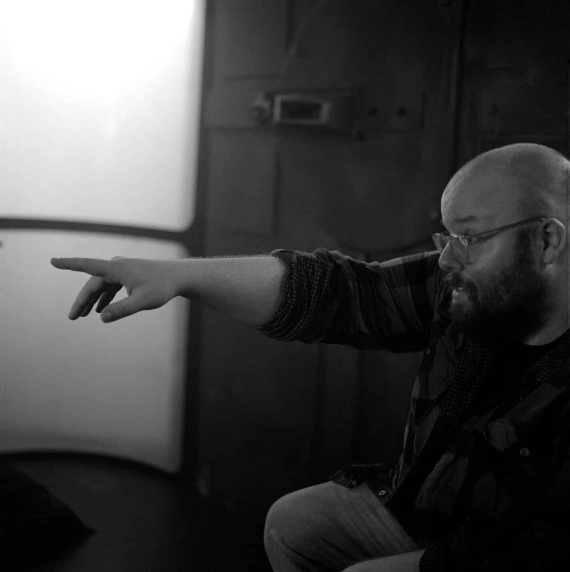 Alien Alone Director Noah Miller