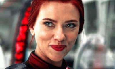 Avengers: Endgame Black Widow