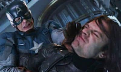 Captain America MCU Gay