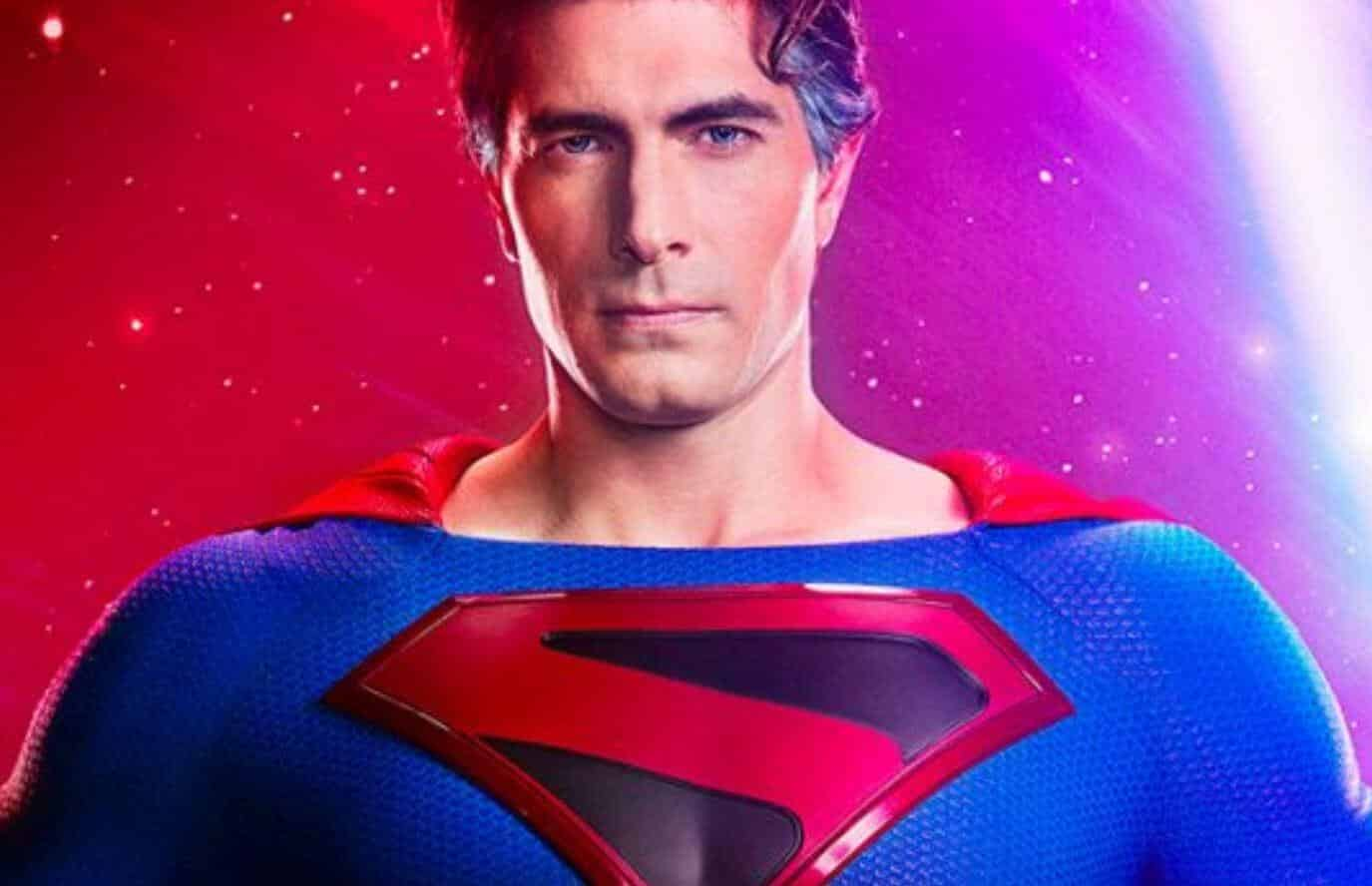 Crisis On Infinite Earths Brandon Routh Superman
