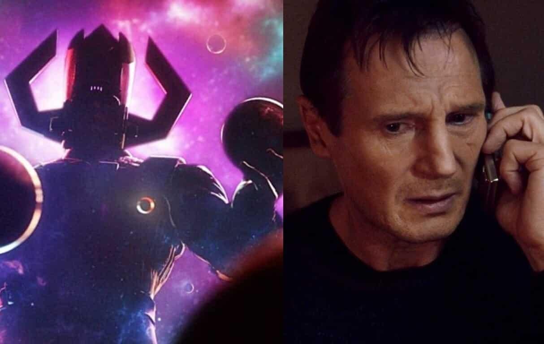 Galactus Liam Neeson