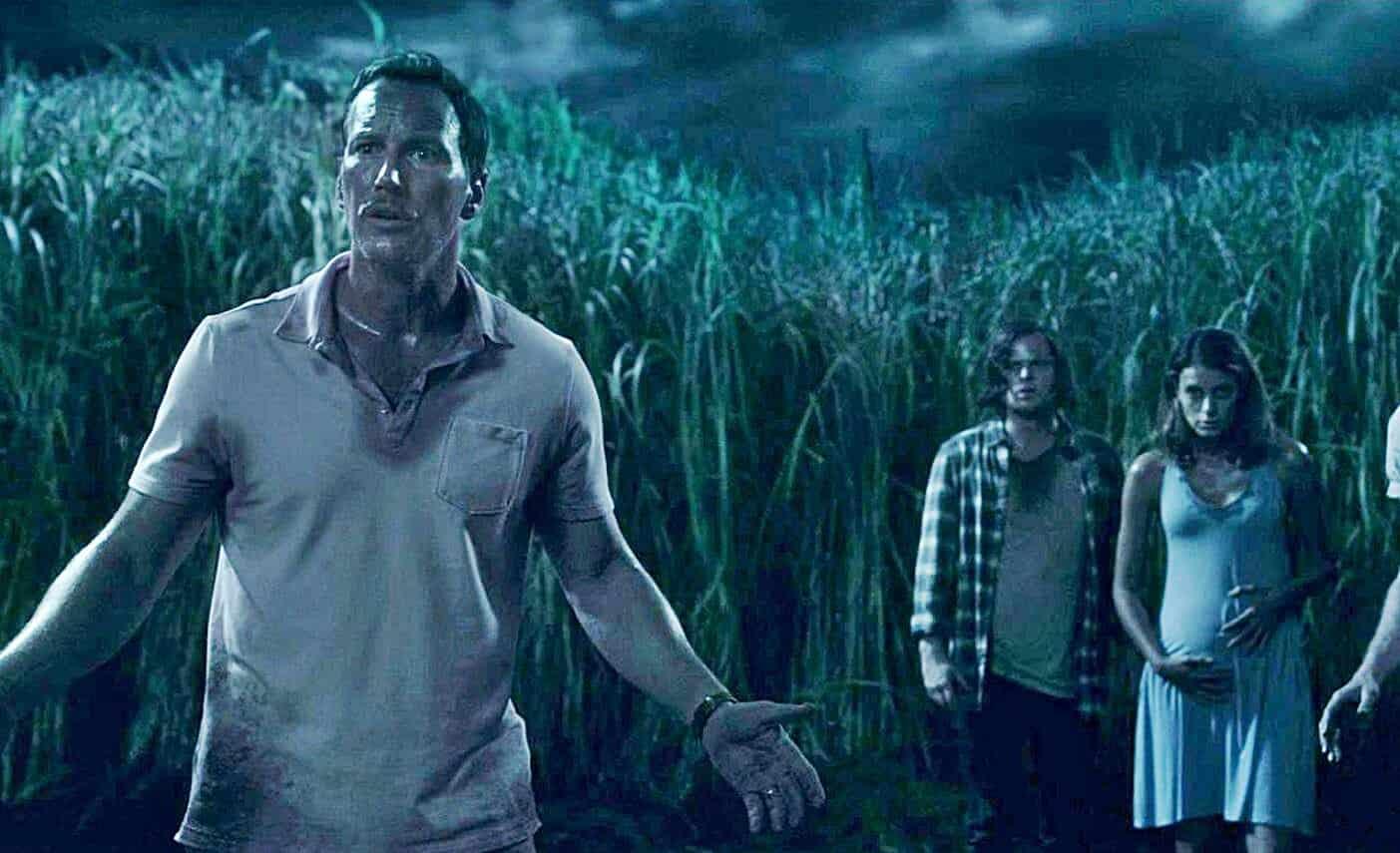 In The Tall Grass Movie Netflix Stephen King Joe Hill