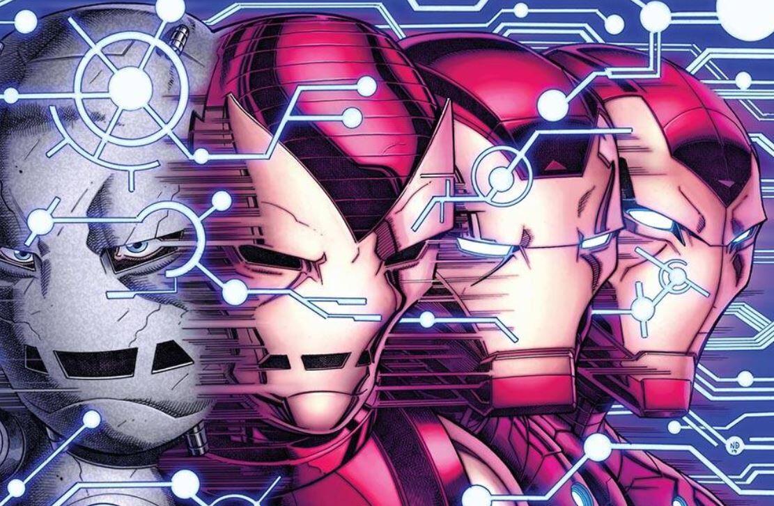 Iron Man Marvel Comics