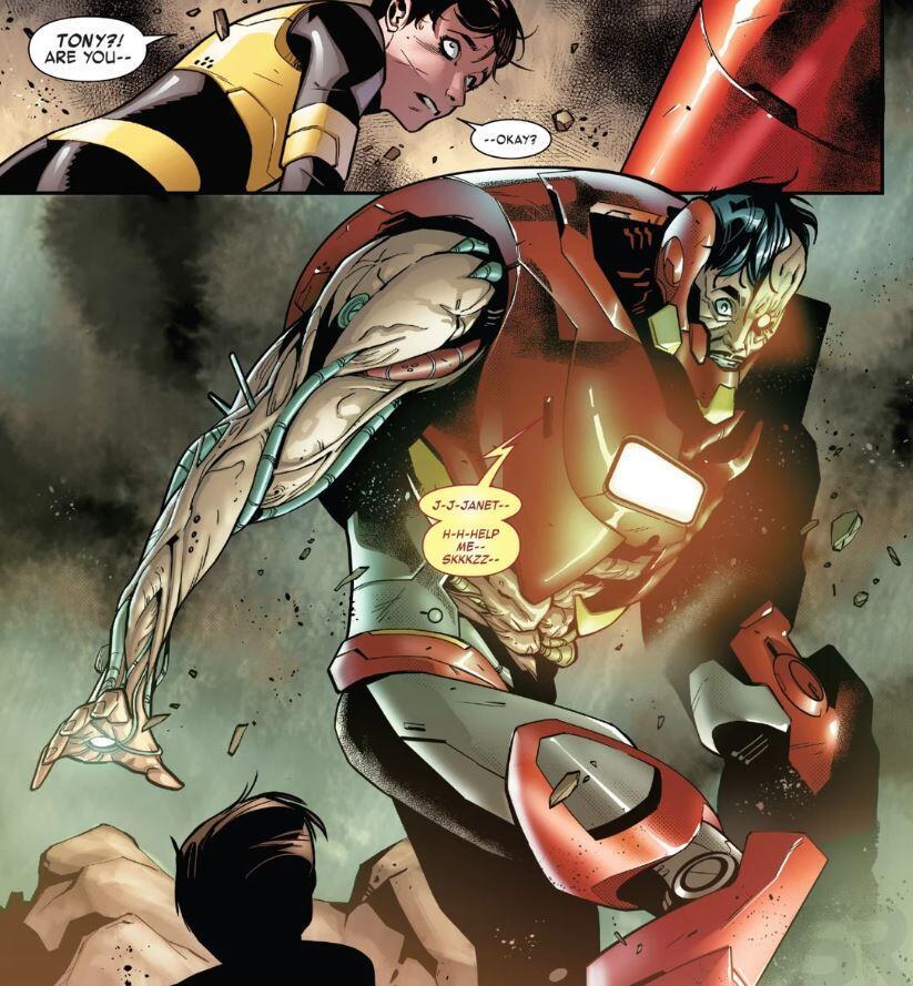 Iron Man Ultron Armor
