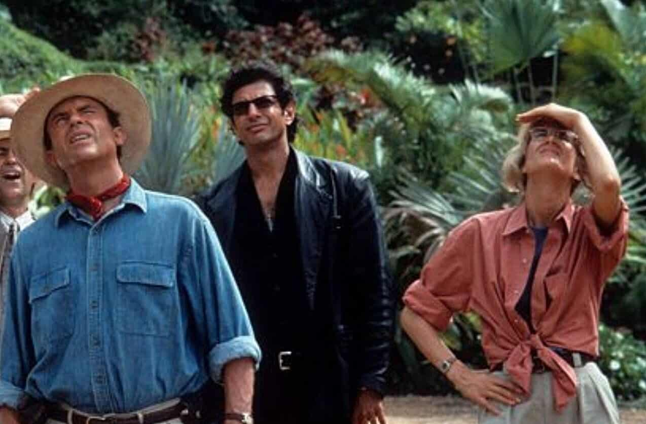 Jurassic World 3 Sam Neill Laura Dern Jeff Goldblum