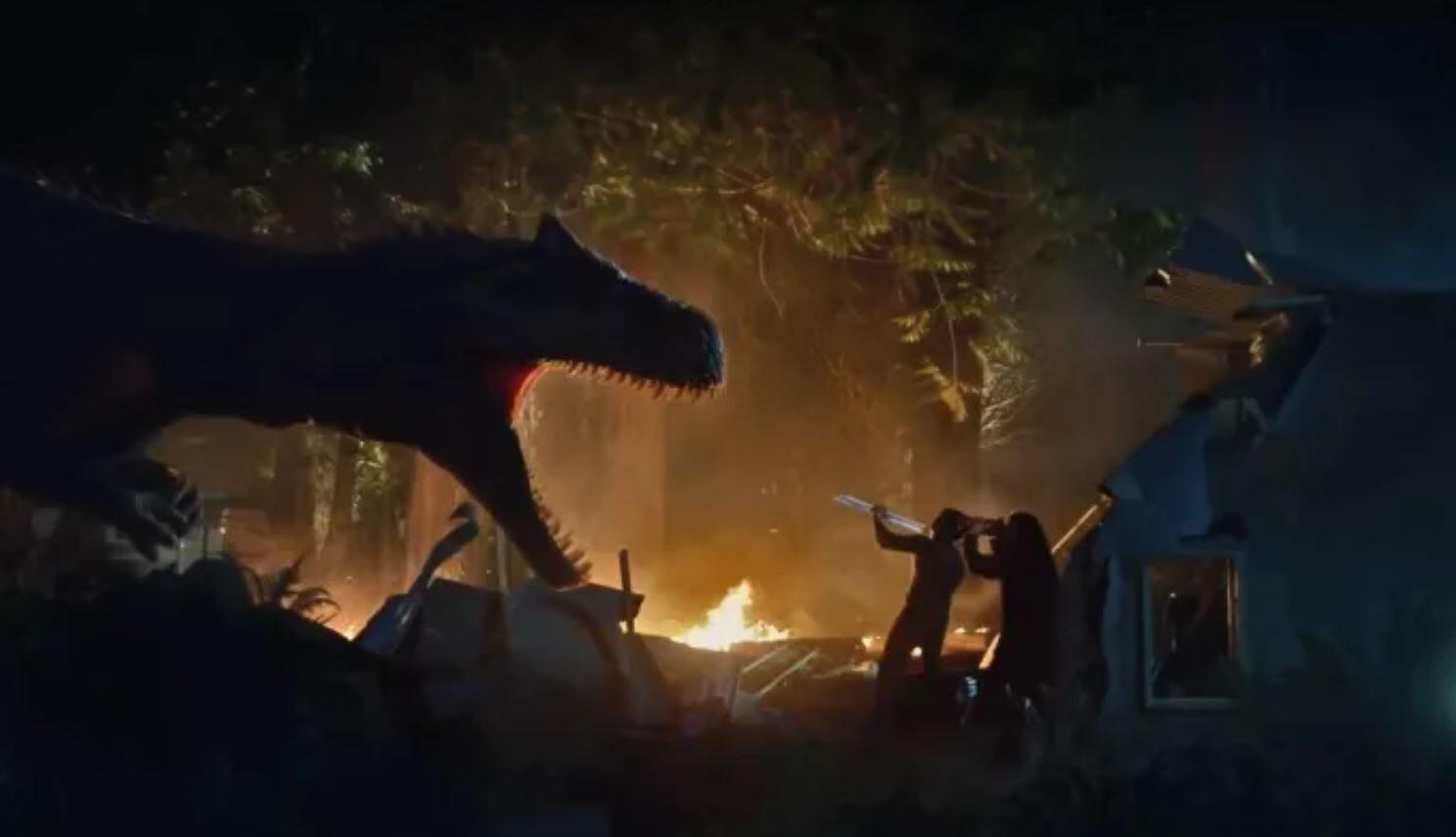 Jurassic World: Battle At Big Rock