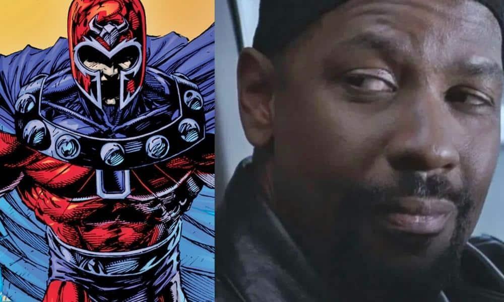 Magneto Denzel Washington