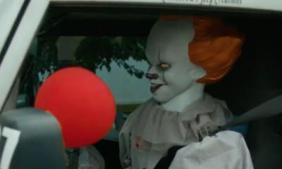 Pennywise Jeep