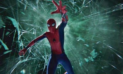 Spider-Man: Far From Home Mysterio Vision