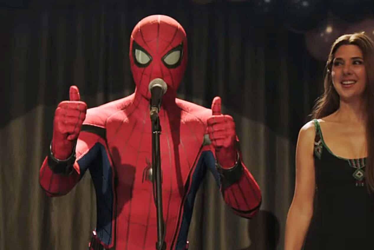 Spider-Man Sony Tom Holland