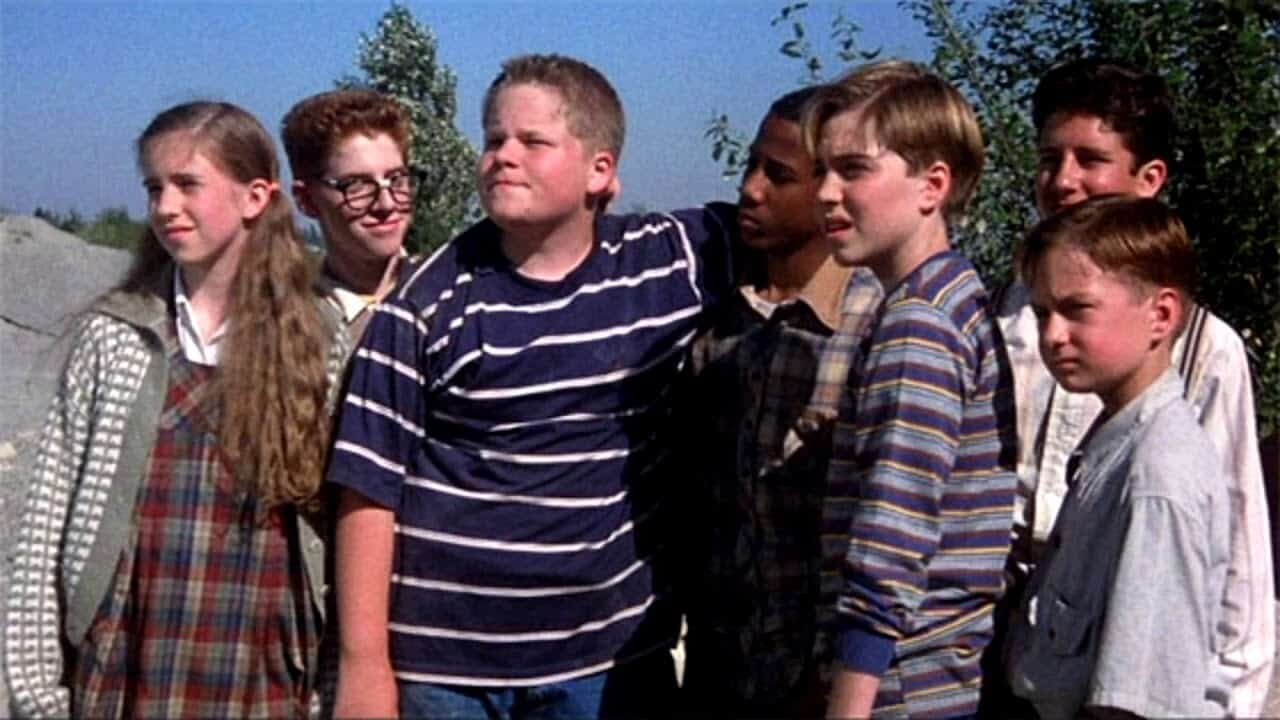 The Losers Club 1990 IT: Chapter 2
