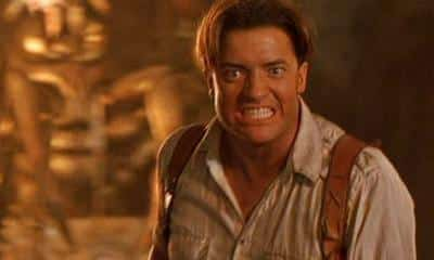 The Mummy Brendan Fraser