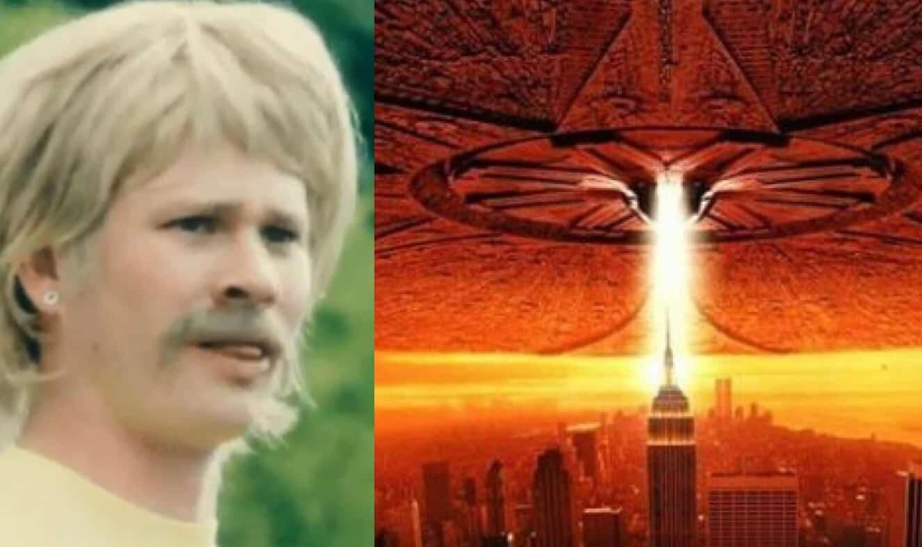 UFO Blink-182 Tom Delonge