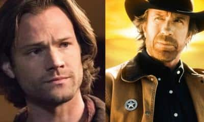 Walker Texas Ranger Jared Padalecki