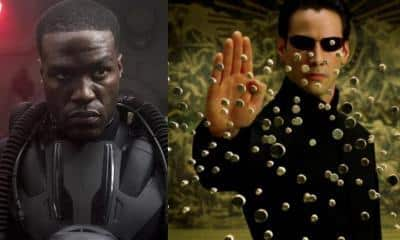 The Matrix 4 Yahya Abdul-Mateen II