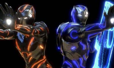 Avengers: Damage Control Iron Man Suits