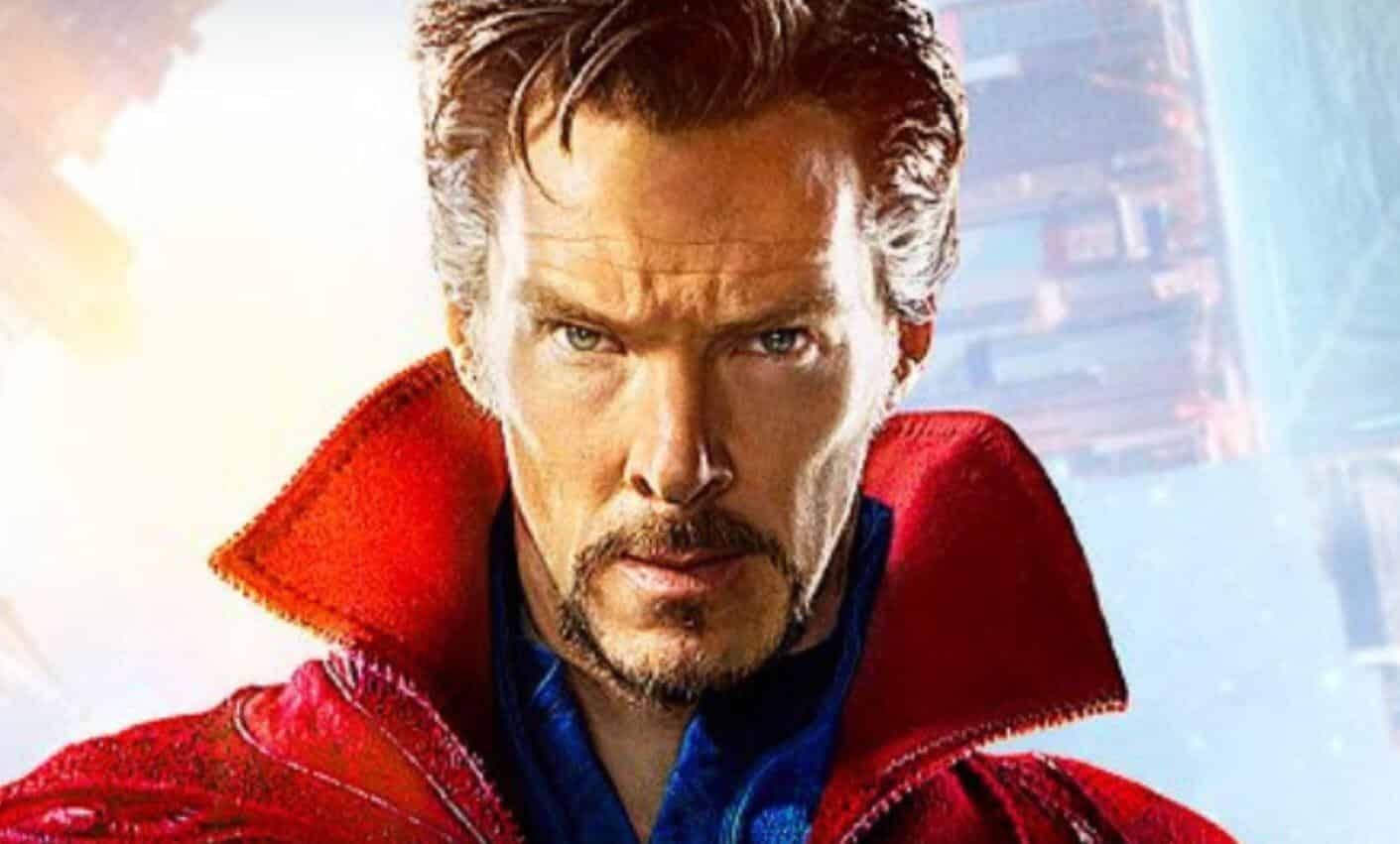 Benedict Cumberbatch marvel