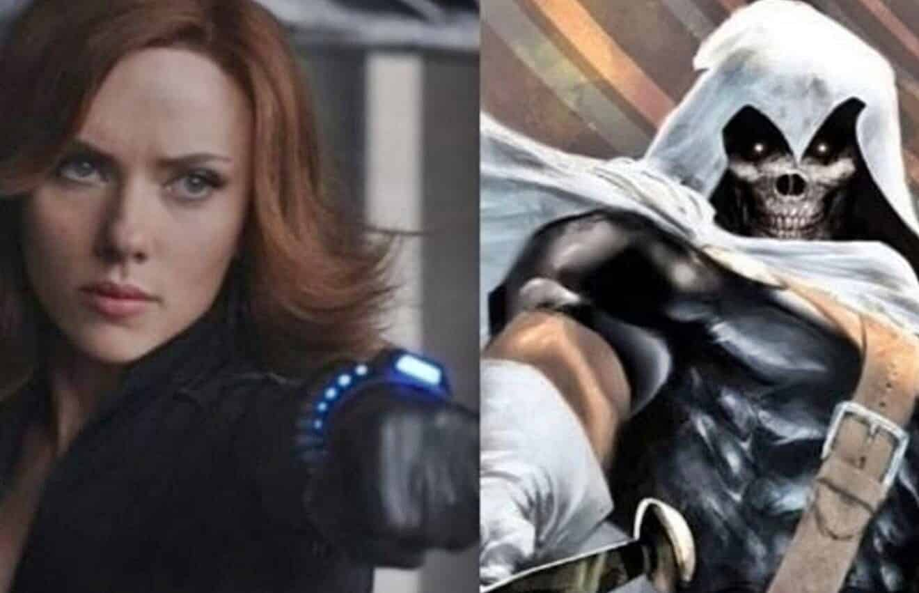 Black Widow Taskmaster