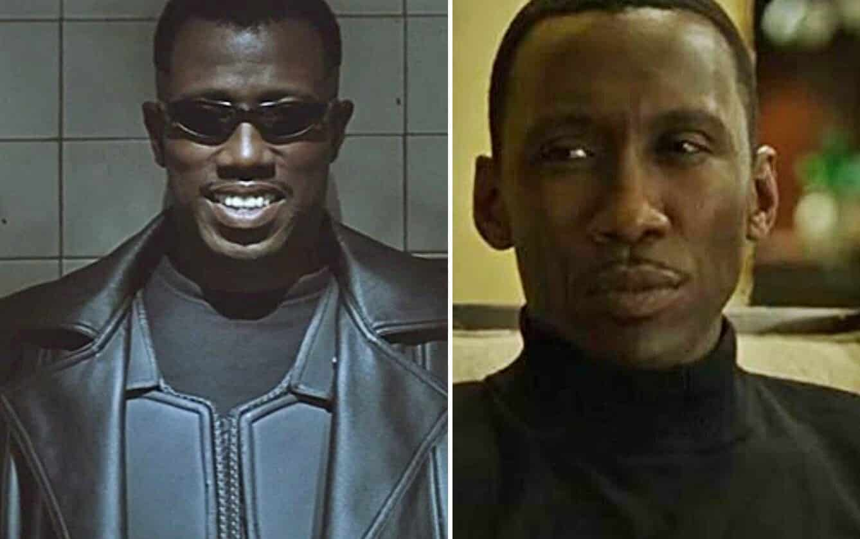 Blade Wesley Snipes Mahershala Ali