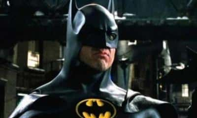 Crisis On Infinite Earths Michael Keaton batman