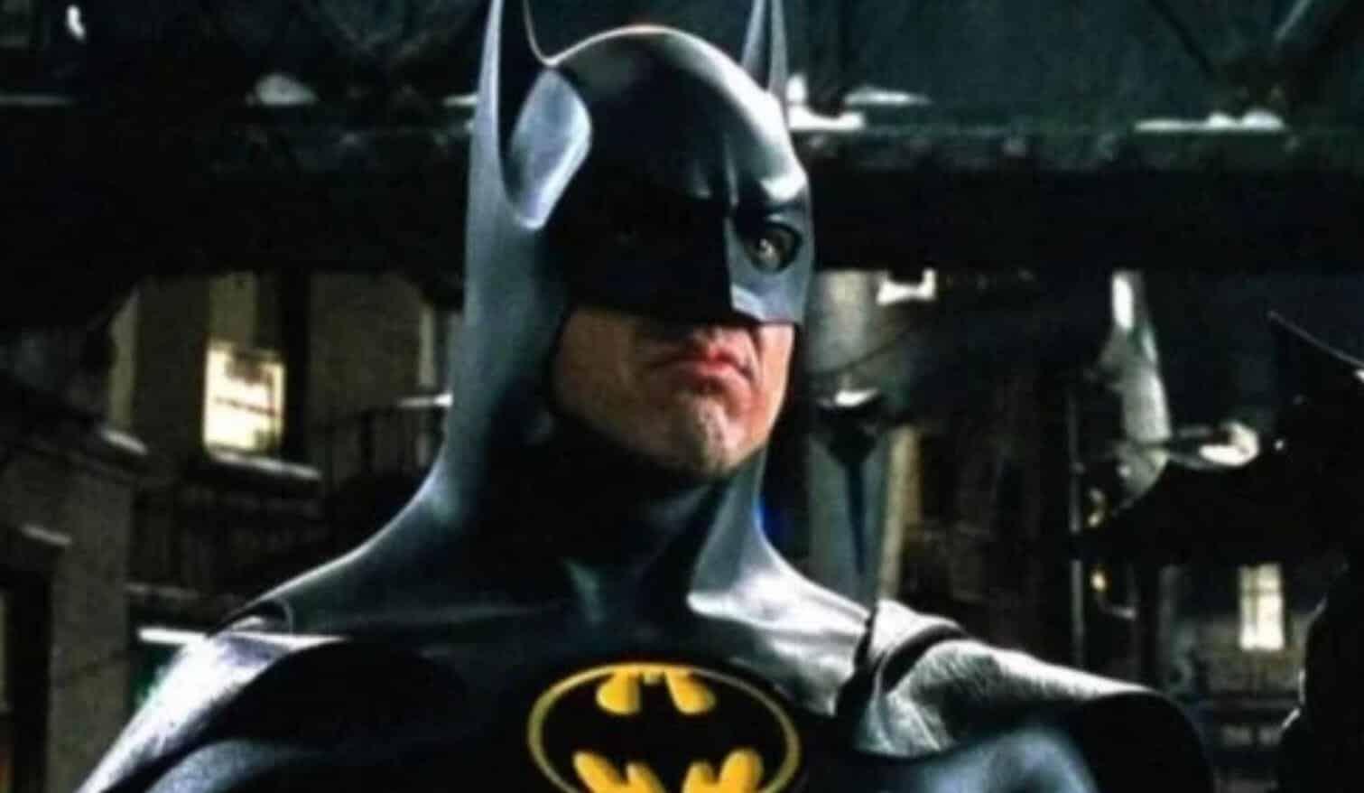 Crisis On Infinite Earths Michael Keaton batman
