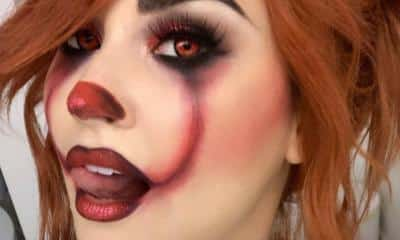 Demi Lovato Pennywise The Clown