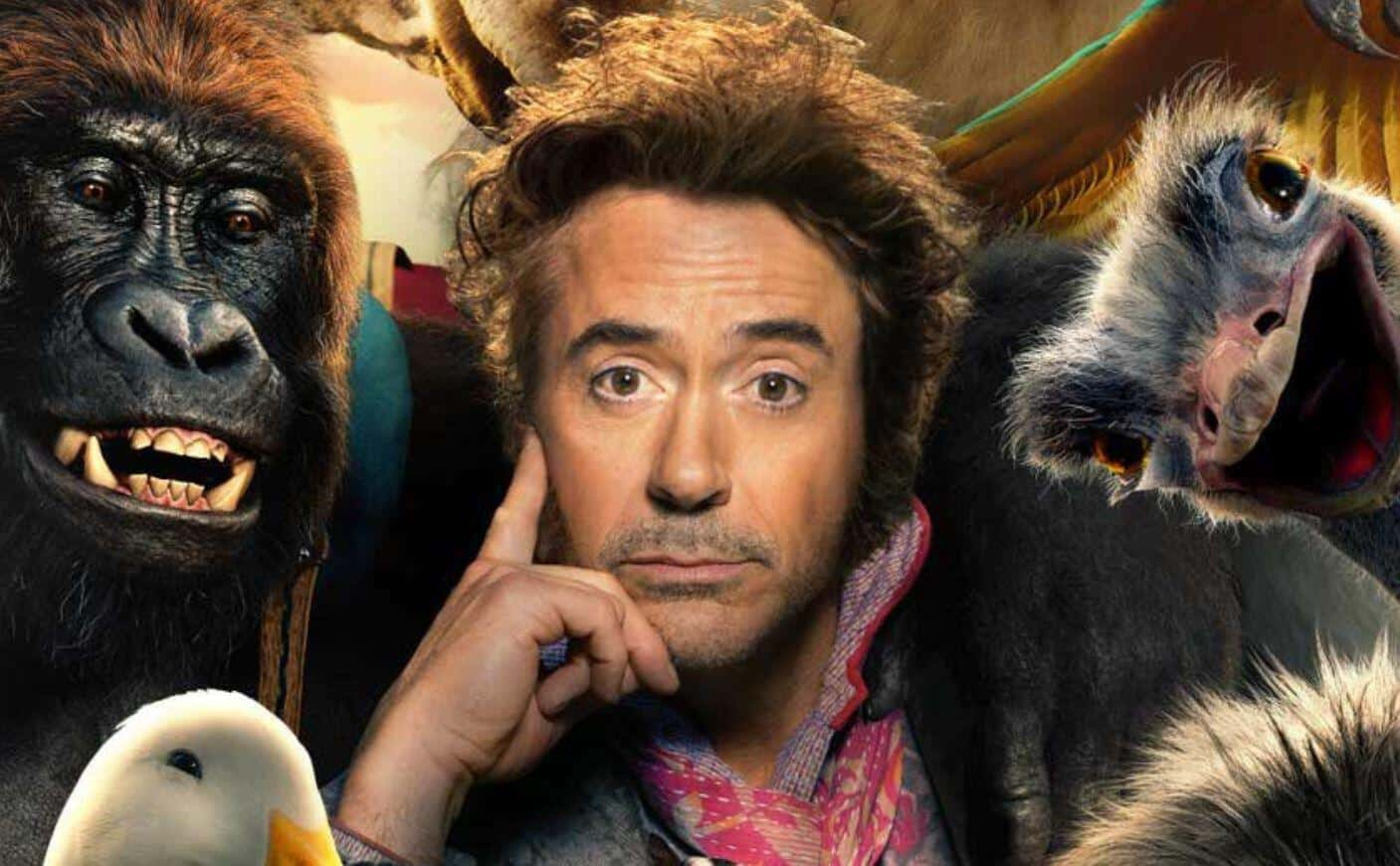 Dolittle Robert Downey Jr.
