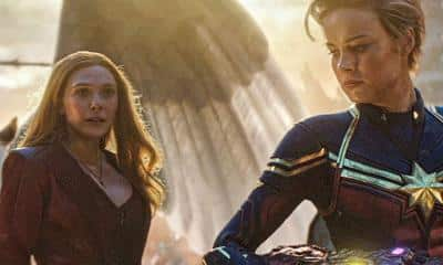 Elizabeth Olsen Marvel Female Movie