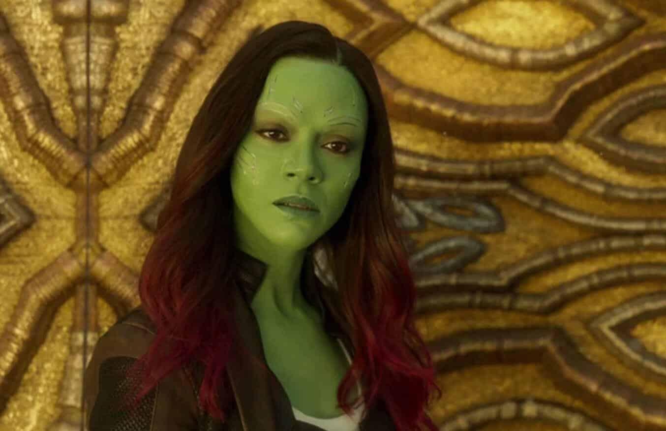 Gamora Marvel MCU