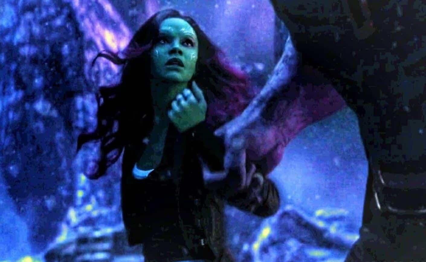 Gamora Marvel
