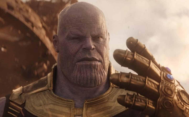 Infinity Saga MCU Marvel