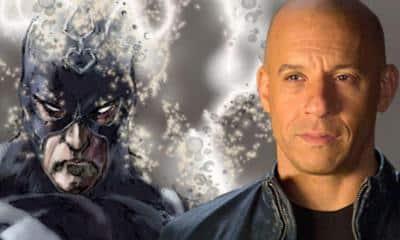 Inhumans Vin Diesel Black Bolt