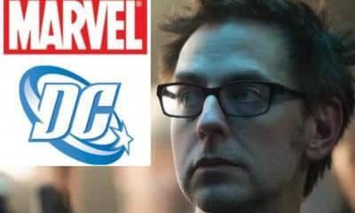 James Gunn Marvel DC