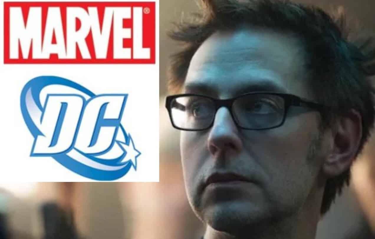 James Gunn Marvel DC