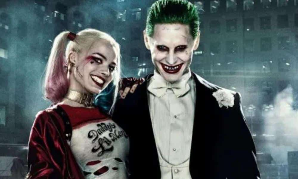 Joker Harley Quinn Jared Leto Margot Robbie