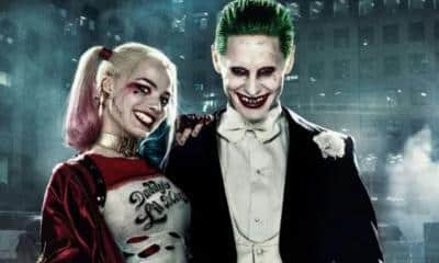 Joker Harley Quinn Jared Leto Margot Robbie
