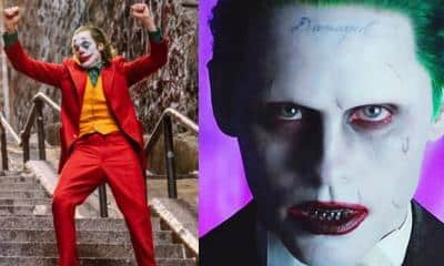 Joker Movie Joaquin Phoenix Jared Leto