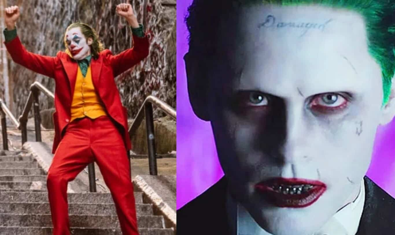 Joker Movie Joaquin Phoenix Jared Leto